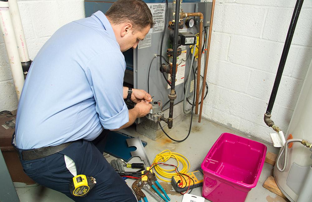 water heater repair services